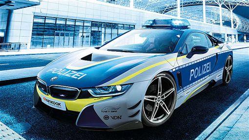 BMW i8 Tune It(圖/翻攝網路)