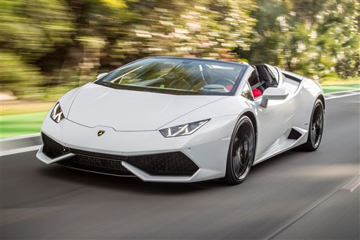 Lamborghini Huracan Spyder(圖/翻攝網路)