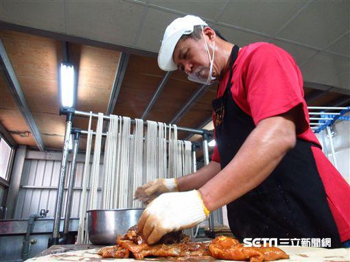香豬捲食物模型
