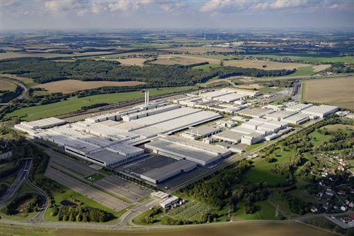 Volkswagen生產電動車最重要的茲威考工廠。(圖/Volkswagen提供)
