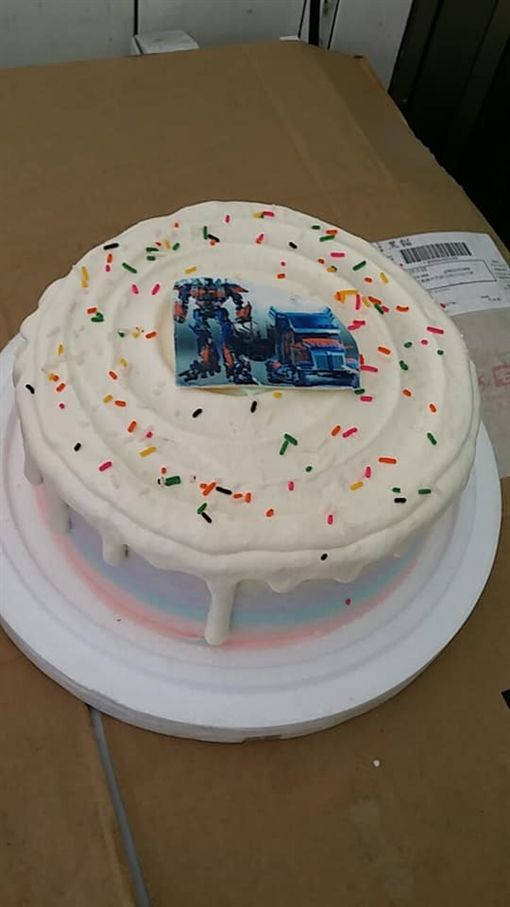 爆怨公社,蛋糕。