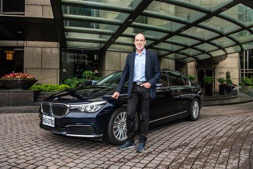 BMW自駕中心資深顧問德克.魏塞曼Dirk Wisselmann博士。(圖/BMW提供)
