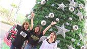 高雄義大歡慶8周年 營造耶誕氛圍