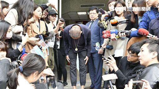 涉性侵女工作人員  鈕承澤隱居兩天首出面到案說明(二)[20181207台北訊]