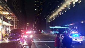 又遭炸彈威脅! CNN紐約總部疏散(圖/翻攝CNN網站)
