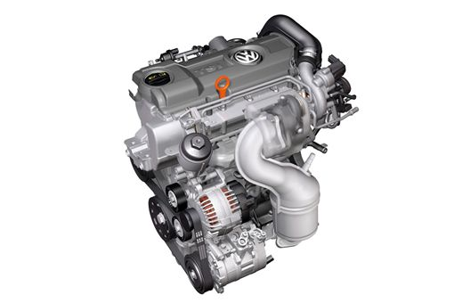 福斯TSI引擎(圖/翻攝網路)