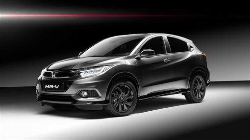 Honda HR-V Sport(圖/翻攝網路)