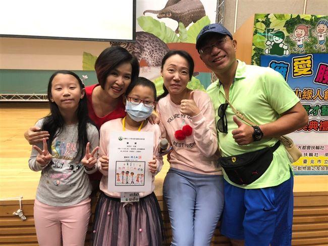 楊月娥致力幫助兒癌童 為把愛傳下去