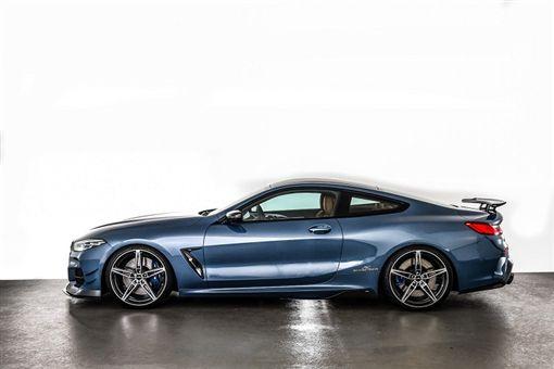 AC Schnitzer改裝BMW 8 Series(圖/翻攝網路)