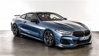 侵略感十足 BMW美型轎跑改裝升級