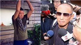鈕承澤父親是漸凍人,他也進行冰桶挑戰呼籲各界關心此病。(合成圖/翻攝自鈕承澤臉書、記者林士傑攝影)