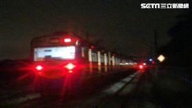 快訊/行人撞區間車慘亡!台鐵斗南=大林段雙線不通,台鐵提供