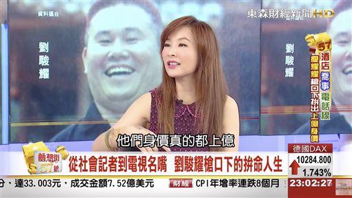 劉駿耀,胰臟癌,股票,身價,負債,許聖梅,/翻攝自YouTube