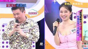劉駿耀、陳心上私房話老實說 圖/翻攝自YouTube