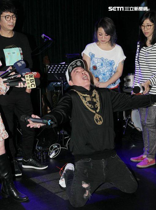 康康《ㄐㄧㄚ ㄐ ㄧ ㄚ ˊㄐㄧㄚˇ ㄐㄧㄚˋ》台語專輯新歌發表簽唱會 圖/記者邱榮吉攝影