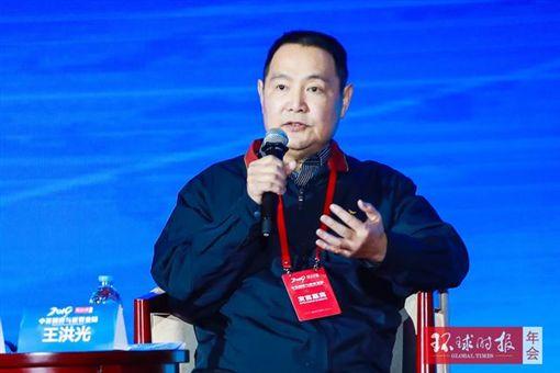 前南京軍區副司令王洪光(圖/翻攝自環球網)