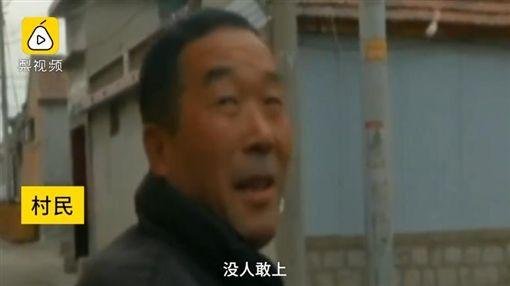 中國大陸,2隻狼青咬死男子(圖/翻攝自微博)