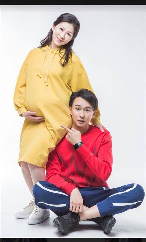 顏嘉樂,狄志杰/翻攝自臉書