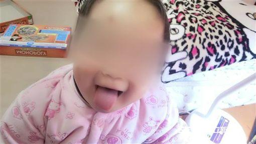 苗栗3歲大女童坐無照男車拋飛死