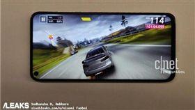 nova 4,華為,打孔,全螢幕,極點全面屏