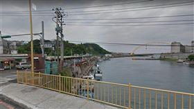 浮屍,正濱漁港,輕生,基隆,翻攝畫面