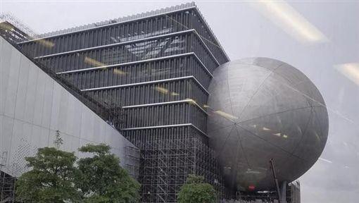 台北表演藝術中心。(圖/建築師賀昌申提供)