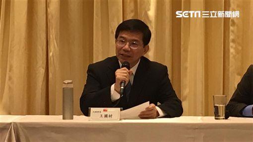 交通部,代理部長,王國材,/記者蕭筠攝影