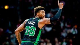 隊史被他追平 綠軍總管:交易啟動 NBA,波士頓塞爾提克,Marcus Smart,三分球,隊史 翻攝自推特