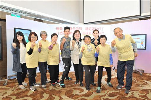 銀髮族,臺北市衛生局,世界衛生組織,福華飯店,陽明