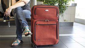出國,行李箱(示意圖/pixabay)