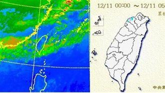 北台灣「愈晚愈冷」 低溫持續至週五