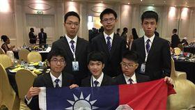 國際國中科學奧賽 台灣奪6金國際第一(圖/截取自駐南非共和國台北聯絡代表處)