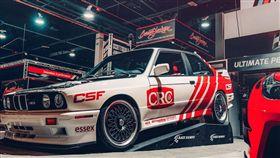 BMW S55B30A E30 M3 Coupe(圖/車訊網)