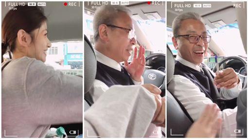 李千那,計程車,運將,鐵粉/李千那臉書
