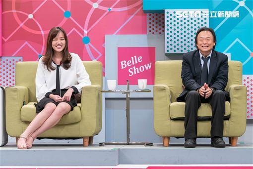 韓冰、王世堅 圖/TVBS提供
