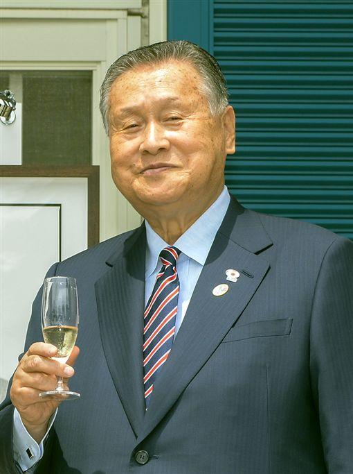 時任通產大臣森喜朗。(圖/翻攝維基百科)