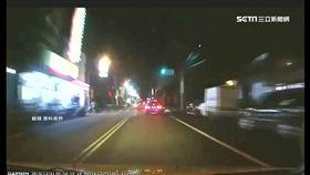 車主狂追偷車賊4k 竟還被倒車狠撞