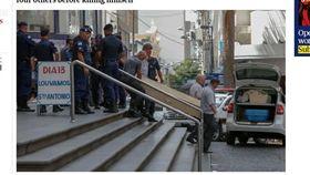 無差別殺人!巴西教堂傳槍響 槍手殺4人後自盡(圖/翻攝自The Guardian)