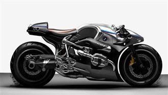 BMW未來概念 融合科技與復古