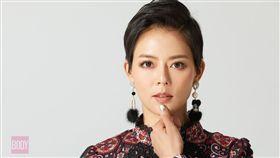 ANNA SUI 花貓圖騰長袖洋裝