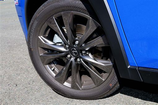 Lexus UX(圖/車訊網)