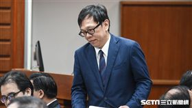 司法委員會審查總統府預算,總統府副秘書長姚人多出席。 圖/記者林敬旻攝