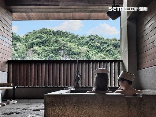 北台灣,冷氣團,泡湯,新北市觀光旅遊局