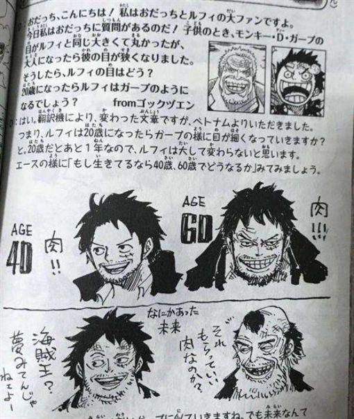 海賊王漫畫(圖/翻攝網路)