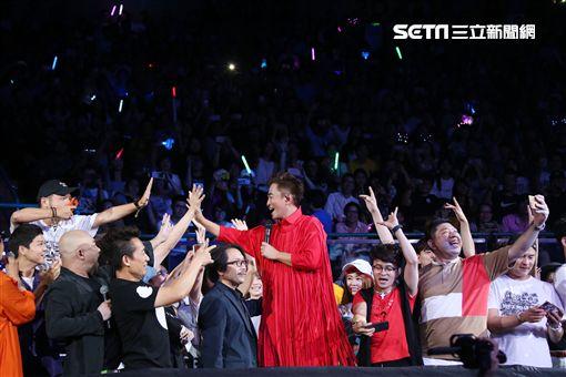 吳宗憲演唱會圖/華貴娛樂提供
