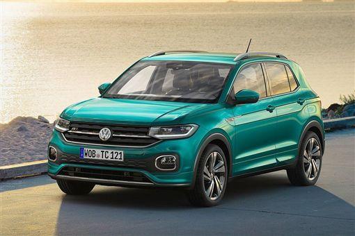 VW T-Cross(圖/車訊網)