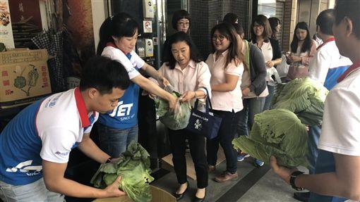 東南旅行社,李清松,高麗菜,高雄