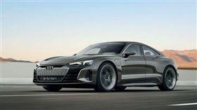 Audi e-Tron GT Concept(圖/翻攝網路)