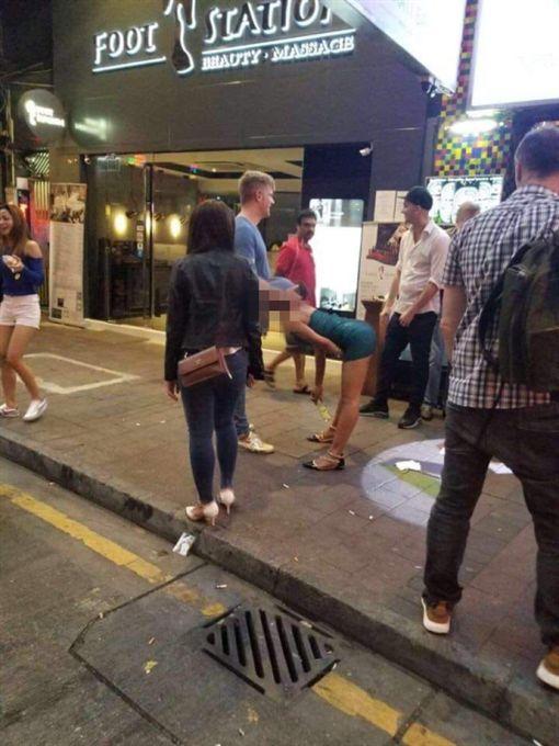 香港,野戰,口交,口愛,洋腸 圖/翻攝自香港《LIHKG》討論區