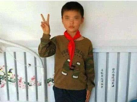 中國大陸,男童出門倒垃圾後失蹤(圖/翻攝自微博)